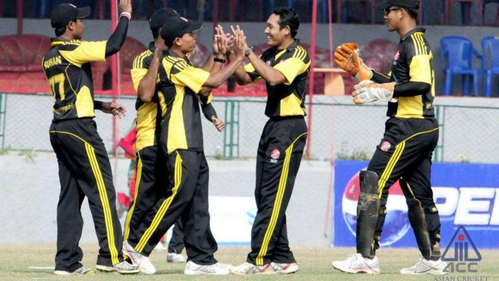 Malaysian National Cricket Team