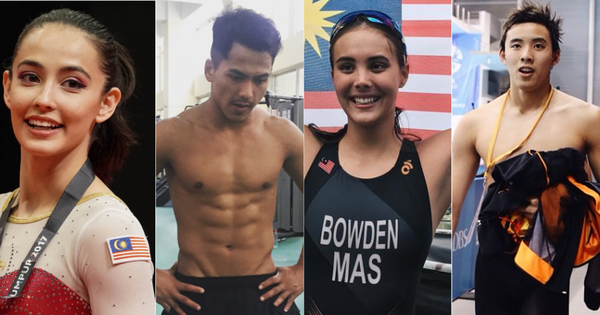 Most Popular Athletes in Malaysia